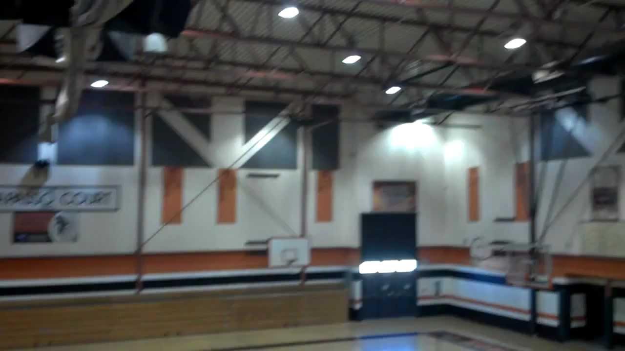 Sound System Test High School Gym Youtube