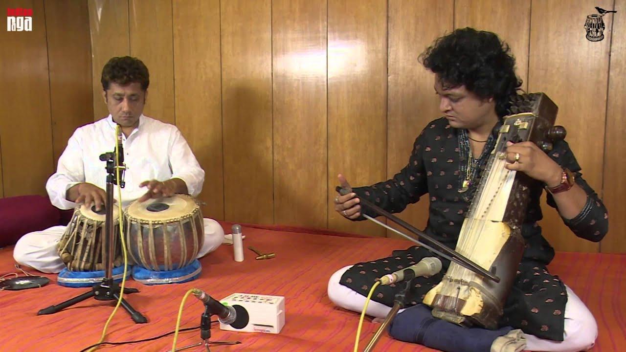 Raga Behag by Alla Rakha Kalawant - IndianRaga ITC SRA Raga Jhalak Series