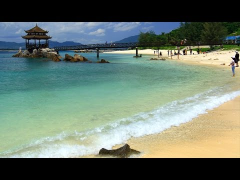 Best Beach in China