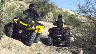 2013 can am atv safety video
