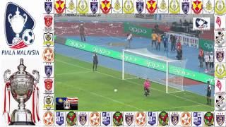Penalti Final Piala Malaysia 2014 JDT vs Pahang 3 - 5