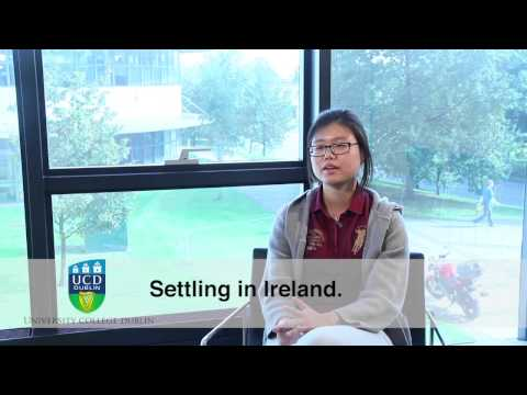 Year 2 Student: Esther Lim (University College Dublin)