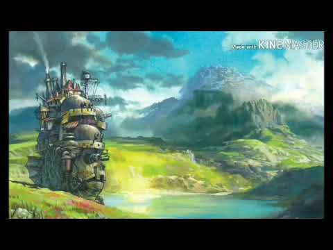 Howl's Moving Castle- Merry Go Round Of Life (10 Hours)