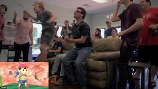 New Jersey Smash Ultimate E3 Reaction