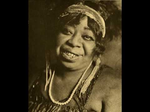 Ma Rainey (Lucky Rock Blues, 1924) Jazz Legend