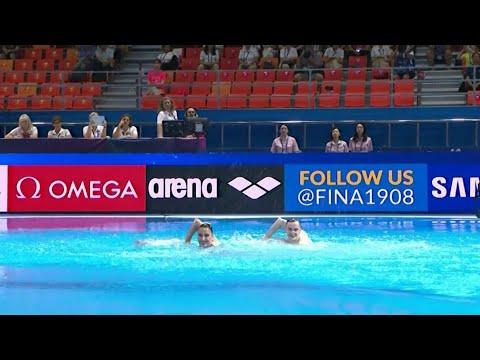 Восьмое золото завоевали российские синхронисты на Чемпионате мира в Южной Корее.