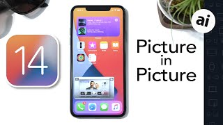 iOS 14 Picture in Picture Support for iPhone is Great! Long Overdue!