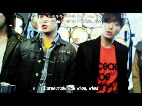 CN Blue - Hey you MV [English subs + Romanization + Hangul] HD
