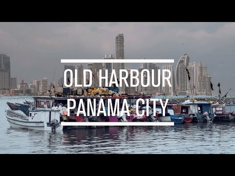 Old Fishing Harbour - Panama City