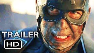 AVENGERS 4: ENDGAME Official Trailer 2 (2019) Marvel Superhero Movie HD