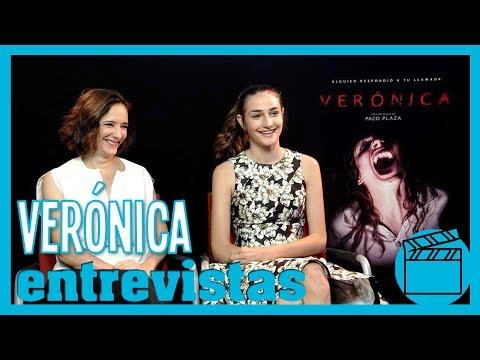 """Película de terror """"Verónica"""": Entrevista a Ana Torrent y Sandra Escacena"""