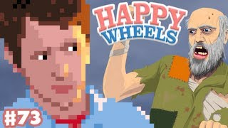 Happy Wheels - Part 73 - Slender And Classic Rope Swing