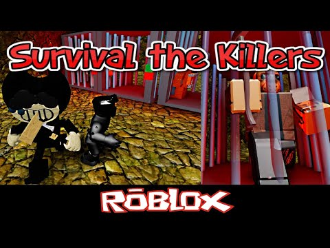 Los Mejores Juegos Cap 2 The Horror Elevator Roblox - Survival The Killers By Tilstery Roblox Youtube