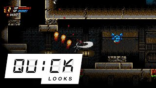 Cyber Shadow: Quick Look (Video Game Video Review)
