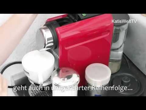 nespresso milchaufschäumer preisvergleich youtube