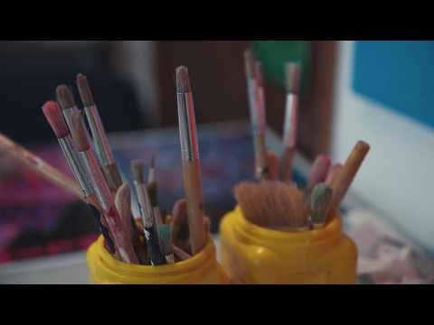 Uniting Medically Supervised Injecting Centre art project