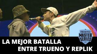Gambar cover ¡TRUENO VS REPLIK! ¿SU MEJOR BATALLA? - FMS ARGENTINA 2019 JORNADA 4