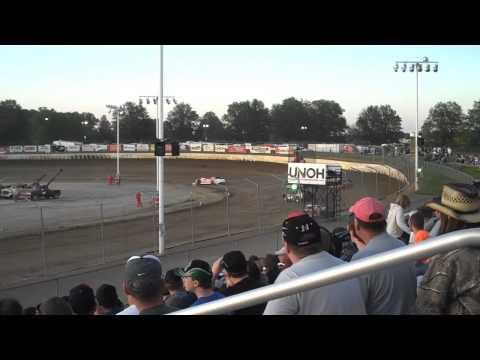 Thunder Stock Heat #1 at Limaland Motorsports Park 5/11/12
