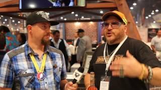IPCPR 2017 Las Vegas - Jonathan Drew with John Drew Brands