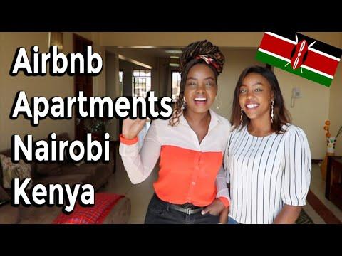 HOW TO BE AN AIRBNB HOST IN NAIROBI KENYA | Looking For Apartments In Nairobi Kenya 🇰🇪 It's Iveoma