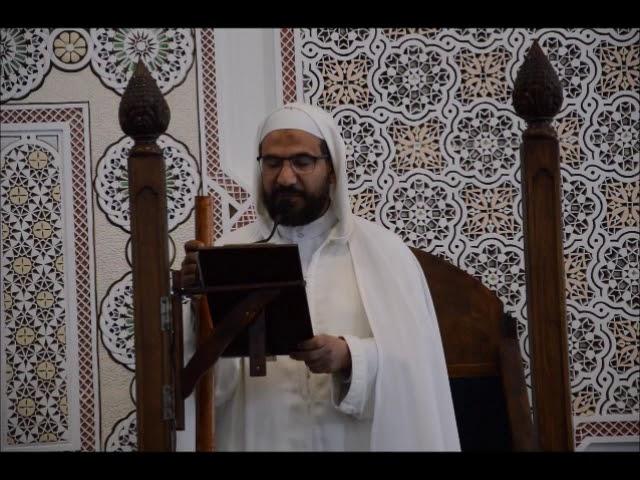 اللهم أهله علينا بالأمن والايمان   Traduction 34min28