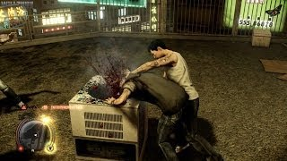 Sleeping Dogs - Mission #4 - Night Market Chase