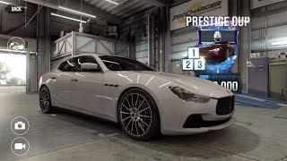 CSR Racing 2    Prestige Cup w/ Maserati Ghibli S Q4