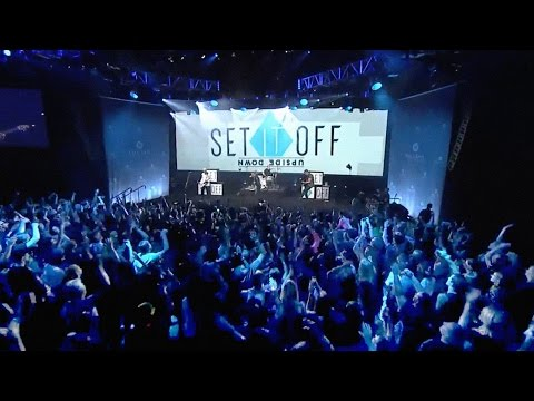 Set It Off - Upside Down Album Release Party at Full Sail Live