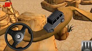 Master Car climb Racing 3D: Stunt 4x4 Offroad - by Black Boxx | Android Gameplay | screenshot 1