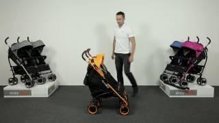 easyGO Geschwisterwagen DUO Comfort: Sportwagen Buggy im Test von LCPKids