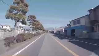 静岡県道341号 水神田子浦港線[全線走破]起点:JR東海道本線宮下踏切から終点:田子の浦港まで