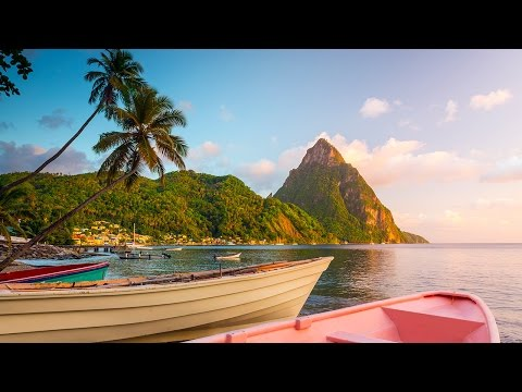 A St. Lucia fashion shoot in 360 degrees
