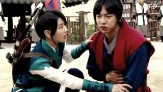 |Gu Family Book 구가의 서| Kang Chi & Yeo Wool - Love Story - Part 2