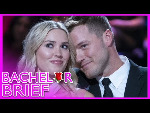 Cassie Randolph Claims Colton Underwood Tried To \'Monetize\' Their Split | Bachelor Brief