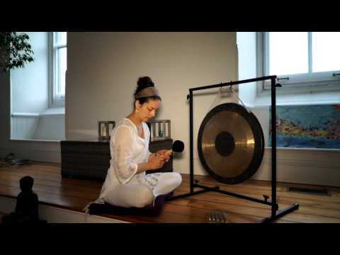 Sound Healing Gong Bath With Alison