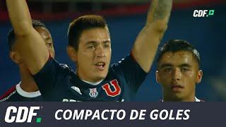 Universidad de Chile 3 - 0 Huachipato | Campeonato AFP PlanVital 2019 | Fecha 3 | CDF