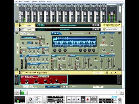 Bass - Studio Producer Series (Sounds & Samples: Part 5 of 7)