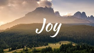 Living In Joy No Matter What Online July 2018