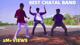 CHATAL BAND dance by jntuh ces crew