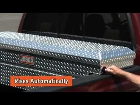 jobox® - aluminum crossover truck boxes -