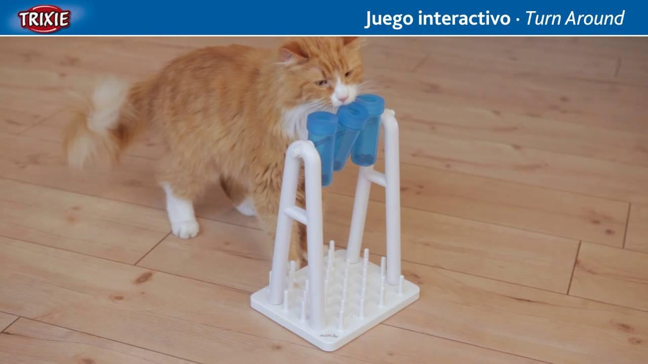 Trixie solitario juego de estrategia para gatos
