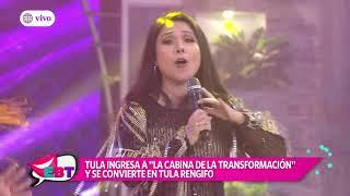 Tula Rodríguez se enfrentó a Giuliana Rengifo en duelo de baile