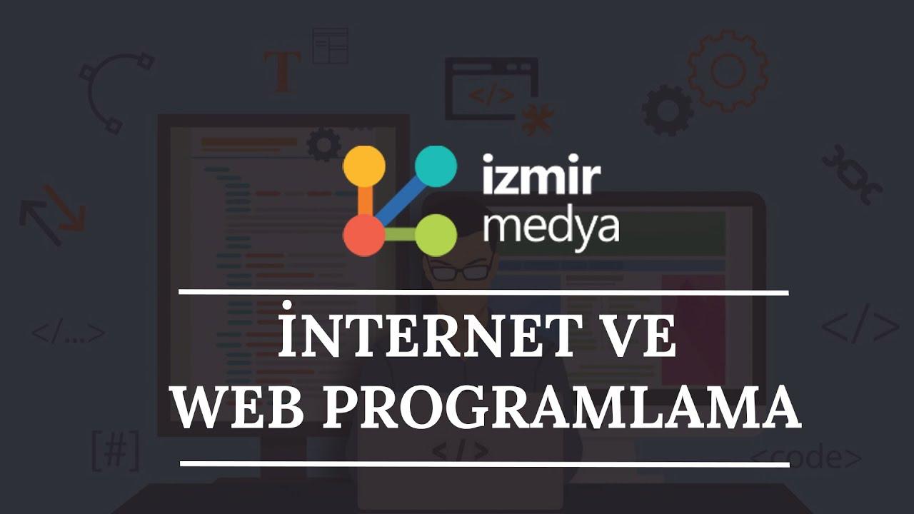 İNTERNET VE WEB PROGRAMLAMA