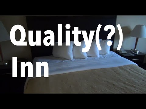 Hotel Review - Quality Inn St Louis Airport