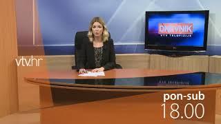 VTV Dnevnik najava 5. srpnja 2019.