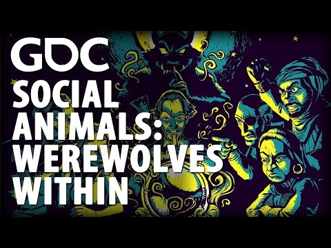 Social Animals: Werewolves Within and the Virtual Tabletop