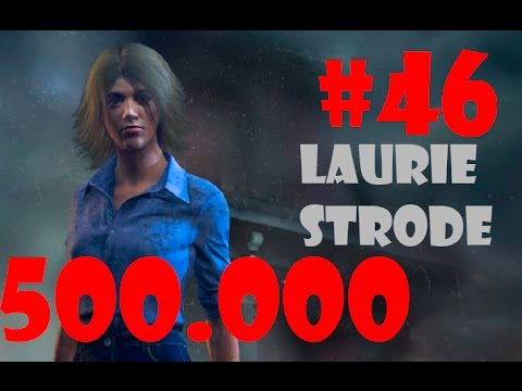 Gastando 500k puntos de sangre en Laurie Strode!! - Dead By Daylight #46 RANK 1 ESPAÑOL