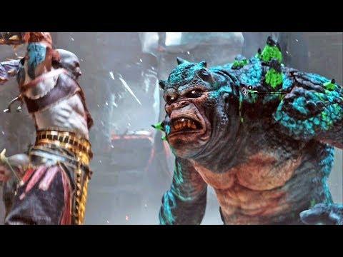 God of War 4 #20: A Grande Sala de Jantar do Rei - Playstation 4 gameplay