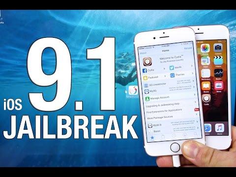 How To Jailbreak iOS 9.1 - Pangu 9.1 on iPhone, iPad & iPod