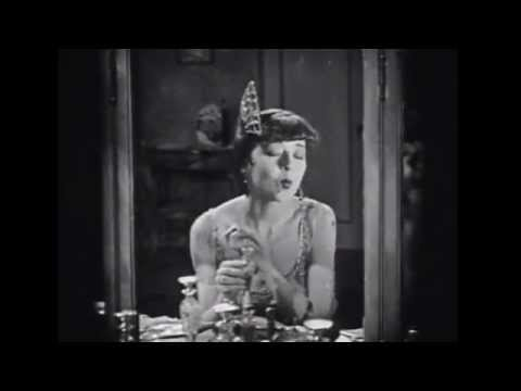 Flaming Youth: Fragment of Film With Colleen Moore